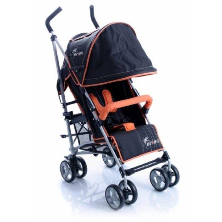 Прогулочная коляска трость Baby Point ORION черный