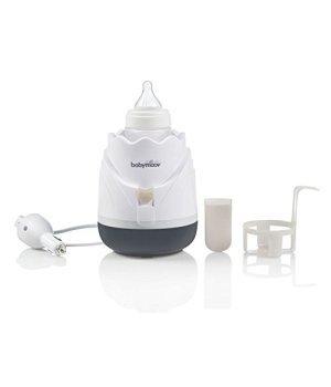 Babymoov Подогреватель для бутылочек Cream C/H Tulip Bottle Warmer (с авто зарядкой)