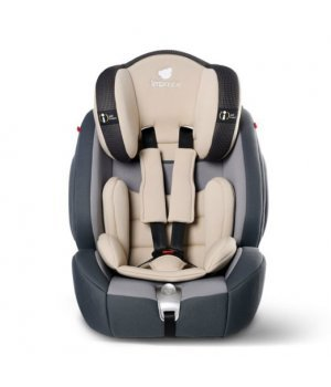 Автокресло Babysing M3 Light Beige-Grey