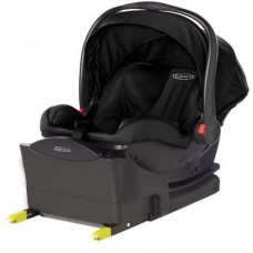 Автокресло Graco Snugride i-Size Midnight Black