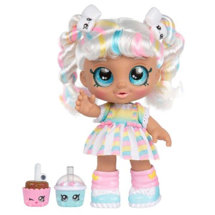 Интерактивная кукла Kindi Kids Марша Меллоу