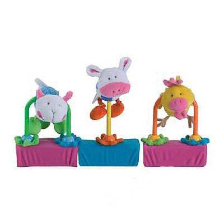 Набор игрушек на липучках Jane Farm
