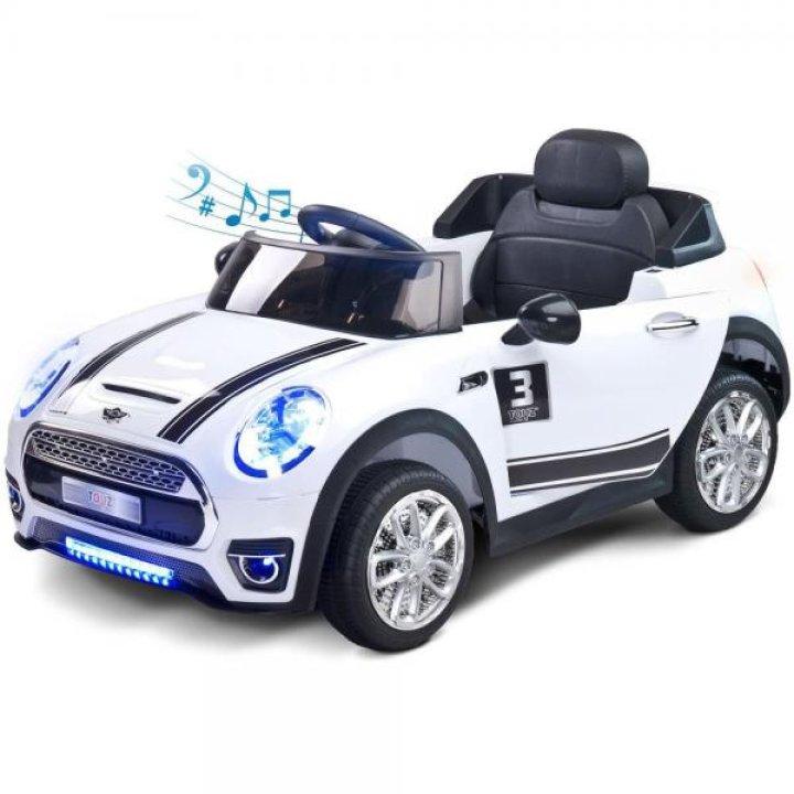 Электромобиль Caretero Maxi White