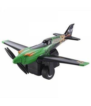 Игрушка для мальчика Matell Заводной инерционный самолетик Рисплингер