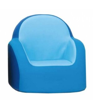 Мягкое детское кресло Dwinguler Sofa (475x485x450 мм) Marin Blue