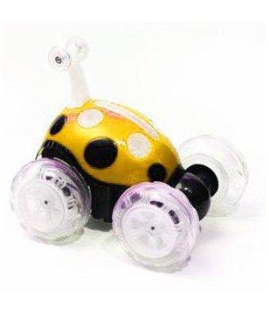 Автомобиль на р/у SOOMO Божья коровка LunarBug 40MHz желтая