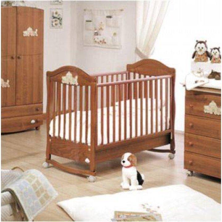Детская кроватка Golden Baby Lilly Меда