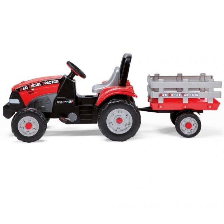 Педальный Трактор Peg-Perego Maxi Diesel Tractor IGCD0551