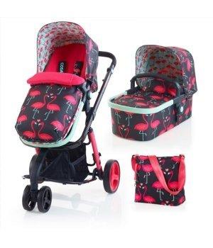 Универсальная коляска 2 в 1 Cosatto Giggle 2 Flamingo Fling