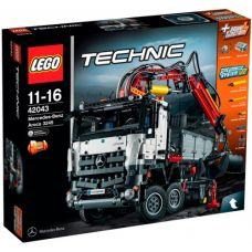 Конструктор Lego Technic Mercedes-Benz Arocs 3245 (42043)