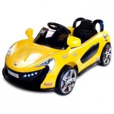 Электромобиль Caretero Aero yellow (желтый)