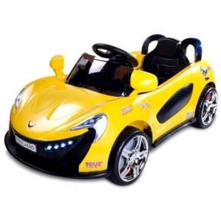 Электромобиль Caretero Aero yellow (желтый)
