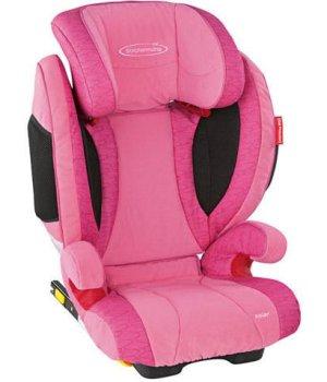Автокресло STM Solar SeatFix Rose