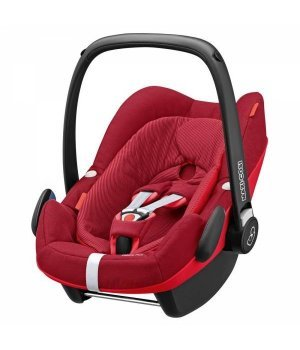 Автокресло Maxi Cosi Pebble Plus Robin Red