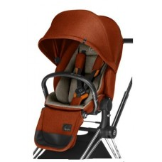 Прогулочный блок  Cybex Priam Lux Seat RB Autumn Gold-burnt red 2017