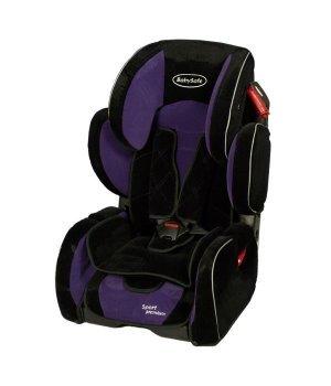 Автокресло Baby Safe Sport Premium 2013 purple