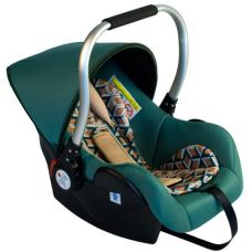 Автокресло BabyHit Primary Dark Green