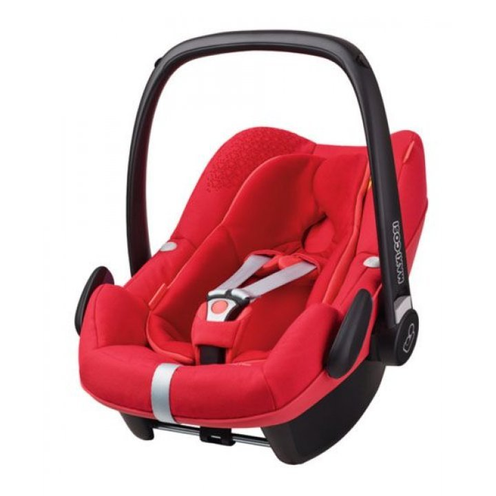 Автокресло Maxi Cosi Pebble Plus 2016 Origami Red