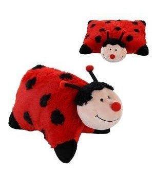 Декоративная подушка Pillow Pets Божья коровка