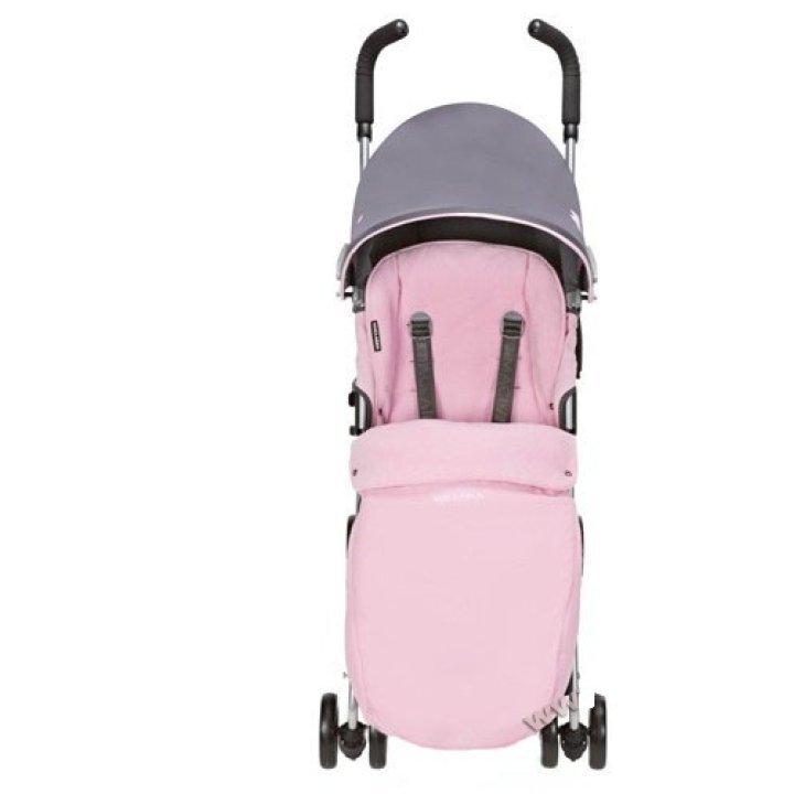 Чехол для ног Maclaren Universal Powder pink (Розовый)