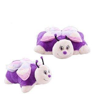 Декоративная подушка Pillow Pets Розовая бабочка