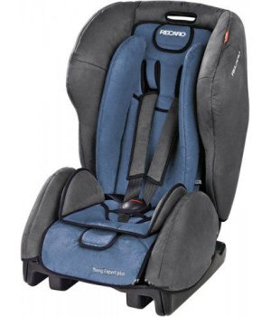 Автокресло RECARO Young Expert plus Bellini Shadow/Blue