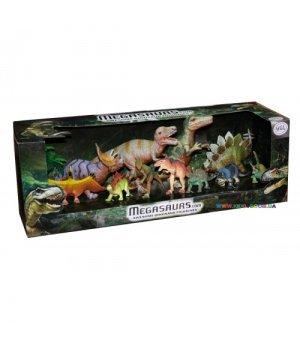 Игровой набор Динозавры, HGL (Большой)