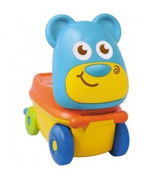 Игрушка BabyBaby Дорожный чемоданчик Медвежонок