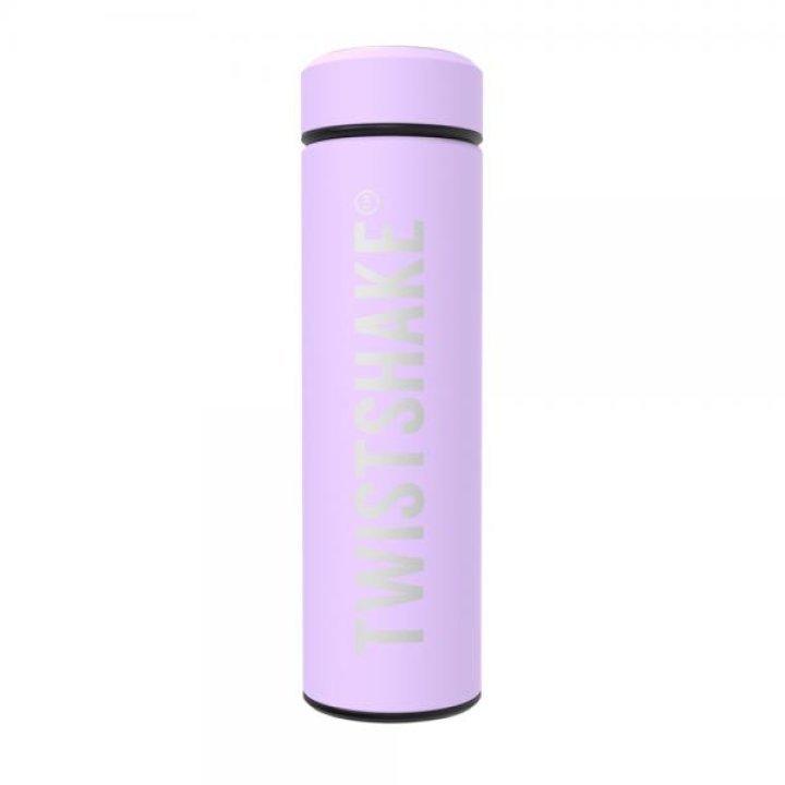 Термос Twistshake 420 мл Лавандовый (78300)