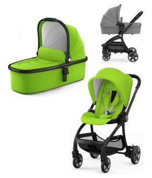 Универсальная коляска 2в1 Kiddy Evostar Light 1 Spring Green