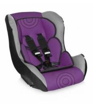 Автокресло Bertoni ALFA black/purple