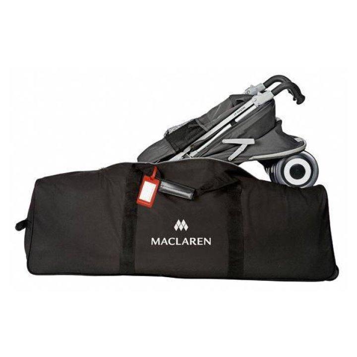 Сумка Maclaren Carry Bag Black - для одноместной коляски