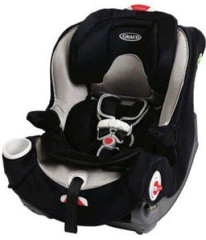 Автокресло Graco SMART SEAT черный с серым
