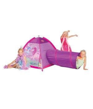 Детская игровая палатка с туннелем Five Stars Единорог