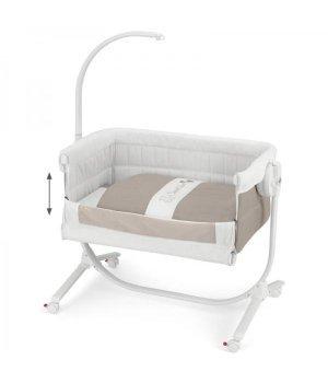 Приставная колыбель-кроватка CAM Cullami с постелью Sweet Bear