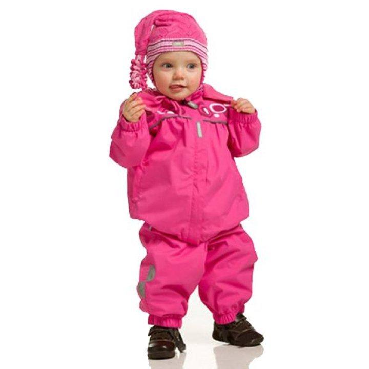 Детский комбинезон LENNE MARI размер 74, розовый