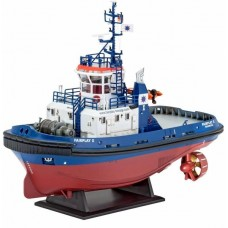 Конструктор 1:144 Revell Model Set Портовый буксир Harbour Tug Boat Fairplay I, III, X, XIV