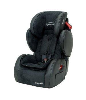 Автокресло Baby Safe Space VIP black