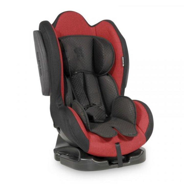 Автокресло Bertoni SIGMA + SPS (0-25кг) red/black