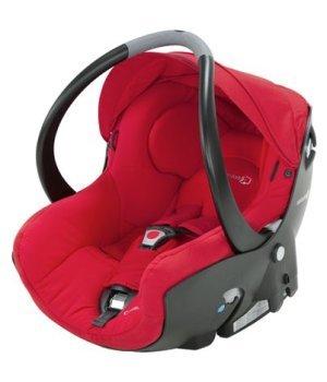 Автокресло Bebe Confort CREATIS Fix Intense Red