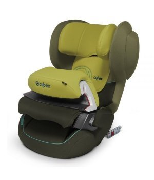 Автокресло Cybex Juno-Fix Graffiti Green