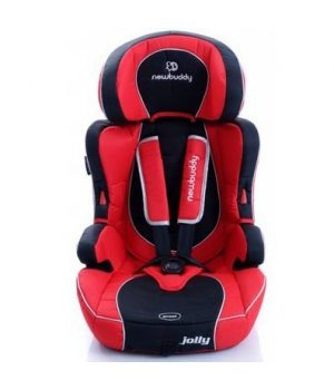 Автокресло Baby Point JOLLY N.B. 02 (красный)