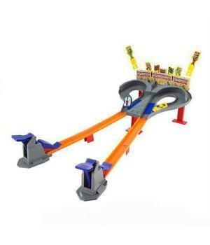 Автомобильный трек Mattel Hot Wheels Безумные гонки
