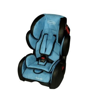 Автокресло Baby Safe Sport VIP blue