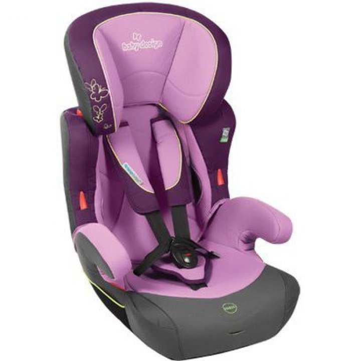 Автокресло Baby Design Jumbo 06