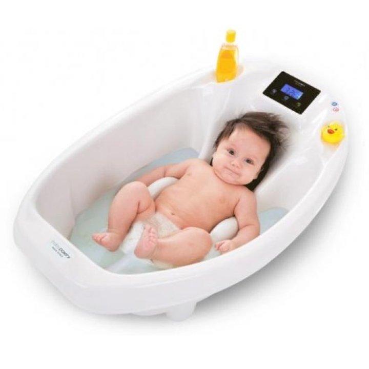 BabyPatent Ванночка для купания 3в1 Aqua scale