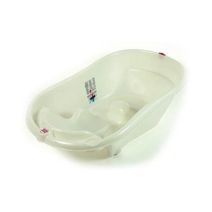 Ванночка для купания OK Baby Onda белый