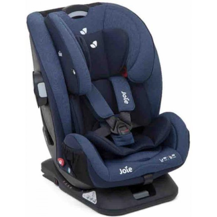 Автокресло Joie Every Stage FX Isofix Deep Sea (Синее)