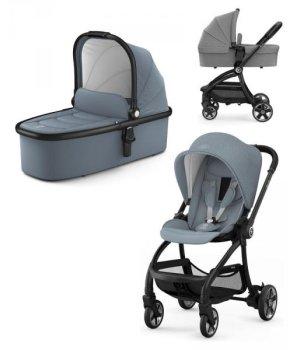 Универсальная коляска 2в1 Kiddy Evostar Light 1 Polar Grey