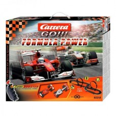 Гоночная трасса Carrera Go Formula Power 176 х 68 см, 5.3 м